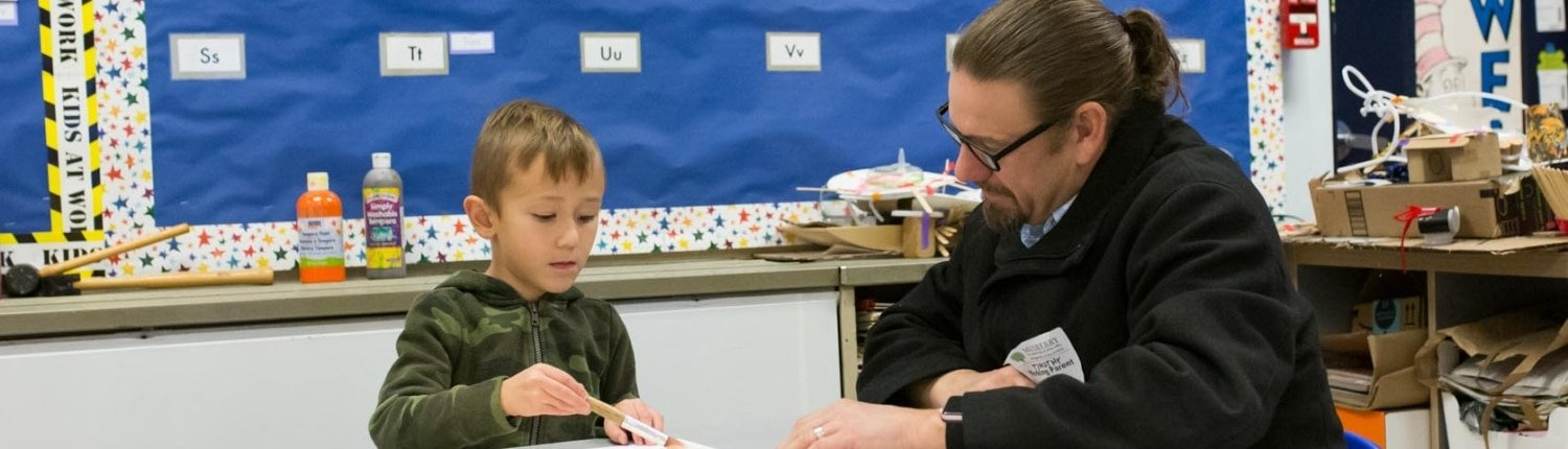 parent participation in class at mulberry
